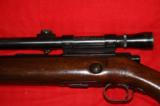 Winchester Model 69A bolt action 22 cal rifle. - 8 of 12