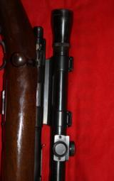 Winchester Model 69A bolt action 22 cal rifle. - 7 of 12