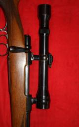 Brno Model 21H bolt action rifle in 8X57S caliber - 9 of 12