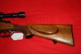 Brno Model 21H bolt action rifle in 8X57S caliber - 4 of 12