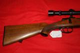 Brno Model 21H bolt action rifle in 8X57S caliber - 1 of 12