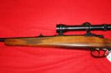 Brno Model 21H bolt action rifle in 8X57S caliber - 5 of 12