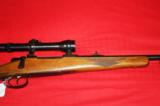 Brno Model 21H bolt action rifle in 8X57S caliber - 2 of 12