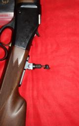 Browning Model 1885 Lever action single shot rifle - 9 of 10