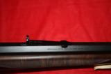 Browning Model 1885 Lever action single shot rifle - 1 of 10