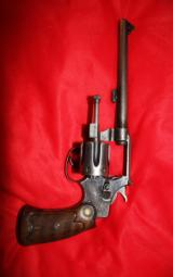 Smith & Wesson .22/.32 Hand ejector Bekeart Model - 4 of 12