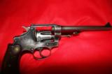 Smith & Wesson .22/.32 Hand ejector Bekeart Model - 5 of 12
