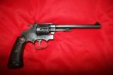 Smith & Wesson .22/.32 Hand ejector Bekeart Model - 3 of 12