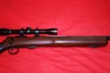 BRNO Model 4 heavy barrel target rifle - 10 of 14