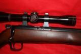 BRNO Model 4 heavy barrel target rifle - 12 of 14