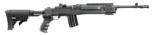 Ruger Mini-14 #5846 Folding stock Tactical .223