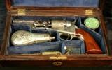 Colt Model 1849 Pocket Cased Set