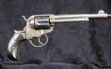 """Colt Model 1877 """"Thunderer"""" DA Revolver"""