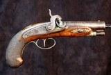 Belgian Copy of Large H Deringer Pistol