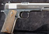 Colt 1911 U.S. with Accessories