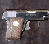 Colt Model 1908 Pocket Hammerless