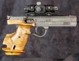 Baikal IZH-35M Target Pistol with Scope