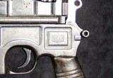 Mauser 1896 Commercial Pistol, 9mm - 13 of 15