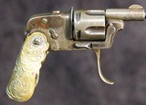 """Novo"" , D. D. Oury Pocket or Purse Revolver"