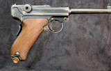 American Eagle Luger, 1906