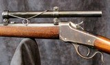 Winchester Model 1885 Low Wall - 4 of 15