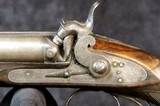 """Alexander Henry Cased """"Best"""" Double Rifle - 5 of 15"""