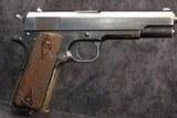 Colt 1911 Military