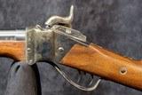 "Pedersoli ""Berdan"" Sharps Percussion Rifle - 10 of 15"