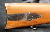 "Pedersoli ""Berdan"" Sharps Percussion Rifle - 8 of 15"