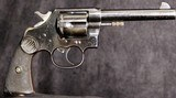 Colt New Service Revolver - 1 of 15