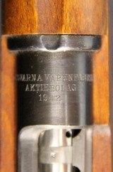 Swedish Model 38 Mauser Rifle - 7 of 13