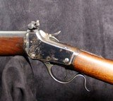 Winchester 1885 Low Wall Winder Musket - 8 of 14