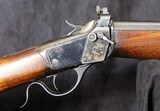 Winchester 1885 Low Wall Winder Musket - 4 of 14