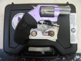 Charter Arms Lavender Lady 38spl +P - 1 of 3