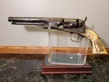 COLT 1862 DELUXE ENGRAVED