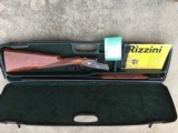 B Rizzini Artemis Deluxe 28 Gauge Over Under Shotgun