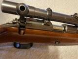 Winchester 52 pre A sporter .22 LR