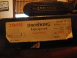 Browning Supeprosed 20 Ga. SSkeet- 4 of 6