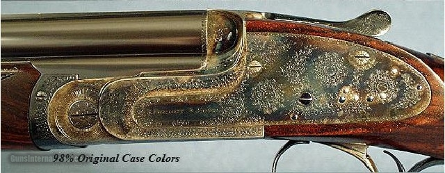 PURDEY OVER & UNDER 20 BORE - 1960 - 97% Orig.-STRAIGHT HAND - 2 of 6