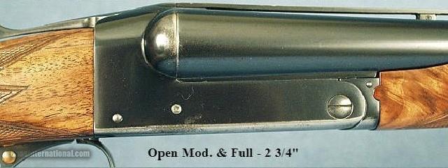 WINCHESTER MODEL 21 - 12 Ga. CUSTOM BUILT - VR - FLATSIDE- 3 of 5