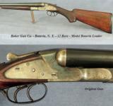 BAKER 12- ORIG. GUN- 28