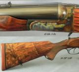 WESTLEY RICHARDS 577 N E- DROPLOCK- GOLD INLAYS by MASTER KEN HUNT- ACCURATE & AFRICAN PROVEN - 2 of 6