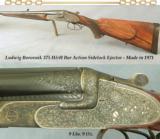 BOROVNIK SxS 375 H&H SIDELOCK EJECT- 1971- 24