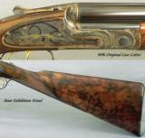 PURDEY 16 O/U GAME GUN- 2002- AN EXC GUN in 98% ORIG COND- 28