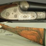 FRANCOTTE 12- MOD 35 MADE in 1905- 98% ENGRAVING COVERAGE- 26 3/4