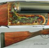 """WEBLEY & SCOTT 16 BORE- 28"""" EJECT Bbls.- 1968- OVERALL in 97% COND- 99% ORIG CASE COLORS- 6 Lbs. 5 Oz.- I.C. & I.M. - 2 of 3"""
