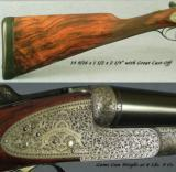 """HOLLAND & HOLLAND 12 ROYAL- EXC VALUE- 28"""" CHOPPER LUMP Bbls.- EXC GUN INSIDE & OUT- CASED - 2 of 4"""