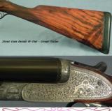 """HOLLAND & HOLLAND 12 ROYAL- EXC VALUE- 28"""" CHOPPER LUMP Bbls.- EXC GUN INSIDE & OUT- CASED - 4 of 4"""