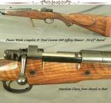 MAUSER by DUANE WIEBE- 500 JEFFERY- A COMPLETE & TOTAL CUSTOM 1909 ARGENTINE- TOUGH & FUNCTIONAL - 1 of 6
