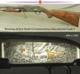 BROWNING ARMS 28- MOD 12 LIMITED EDITION GRADE V- 5000 MADE in 1991 & 1992- REMAINS in 99% ORIG. COND. - 1 of 3